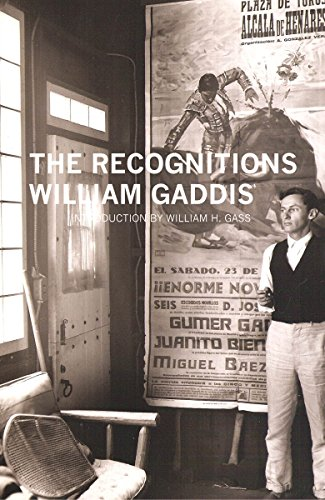 Recogntions, by Gaddis, William