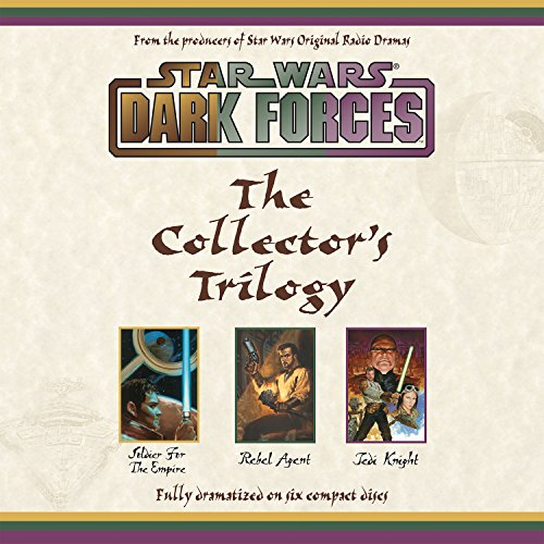 Star Wars Dark Forces: The Collector's Trilogy 的盒子照片