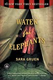Book Cover: Water for Elephants by Sara Gruen