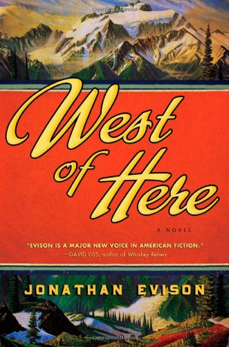 West of Here, Evison, Jonathan