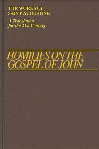 Homilies on the Gosp. John 1-40 HC