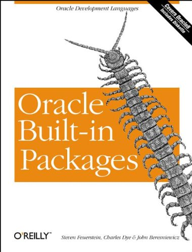 Oracle Built in Packages