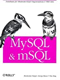Book - MySQL and mSQL