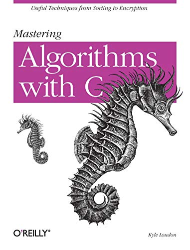 462. Mastering Algorithms with C