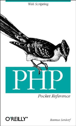 PHP Pocket Reference (Pocket Reference (O'Reilly))