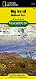 Big Bend National Park, TX - Trails Illustrated Map #225 (National Geographic Maps: Trails Illustrated)