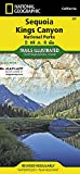 Sequoia and Kings Canyon National Park, CA - Trails Illustrated Map # 205