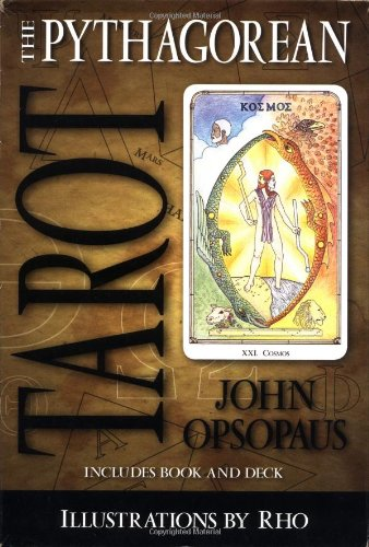The Pythagorean Tarot, John Opsopaus