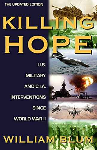 Killing Hope Book Cover Picture