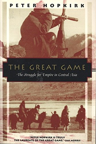 The Great Game Book Cover Picture