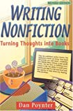 Writing Nonfiction - Turning Thoughts into Books