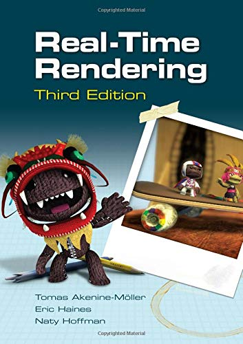 306. Real-Time Rendering, Third Edition