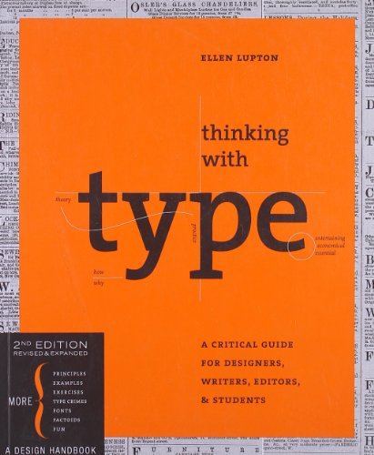 Thinking with Type Book Cover Picture