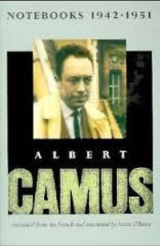albert camus lyrical critical essays