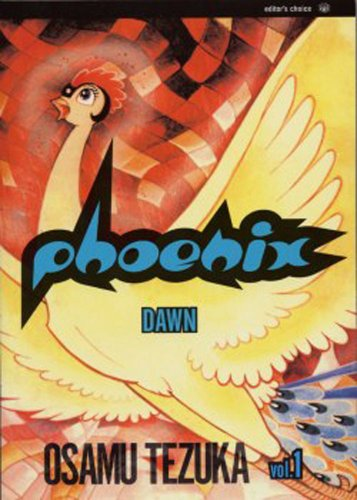 Phoenix Volume One: Dawn cover