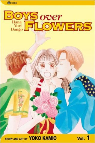 Boys Over Flowers Book 1 cover