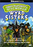 Terry Pratchett's Discworld - Wyrd Sisters - movie DVD cover picture