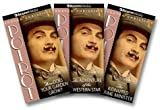 Agatha Christie's Poirot, Vol. 3 - Agatha Christie VHS Video