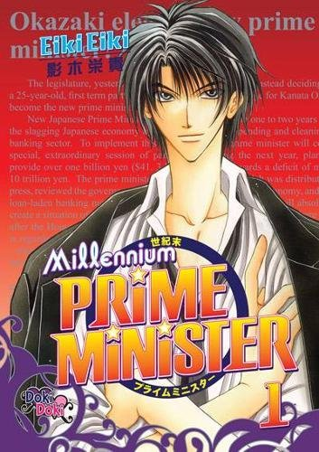 Millennium Prime Minister Book 1 cover