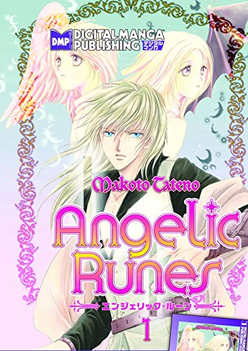 Angelic Runes Book 1 cover