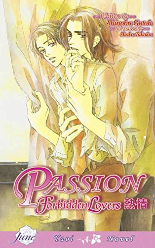 Passion: Forbidden Lovers cover