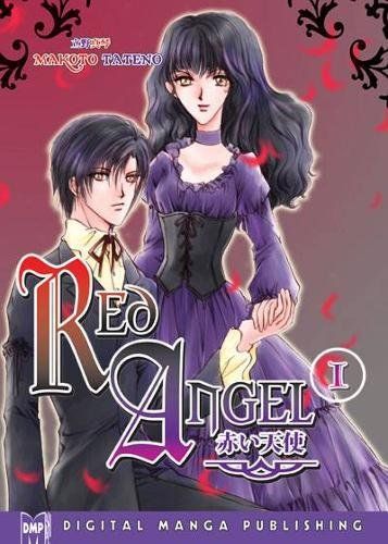 Red Angel Book 1 cover