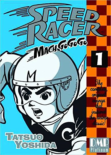 Speed Racer: Mach Go Go Go cover