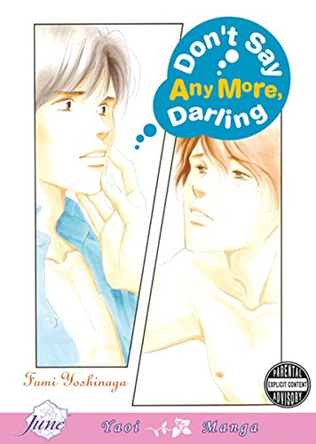 Dont Say Any More, Darling cover