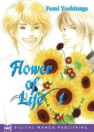 Flower of Life Book 1 cover