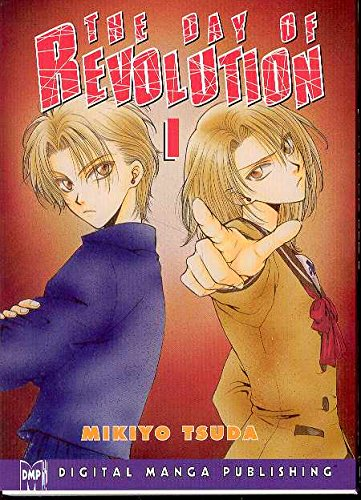 The Day of Revolution Book 1 cover