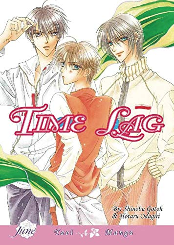 Time Lag cover
