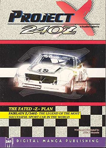 Project X: 240Z cover