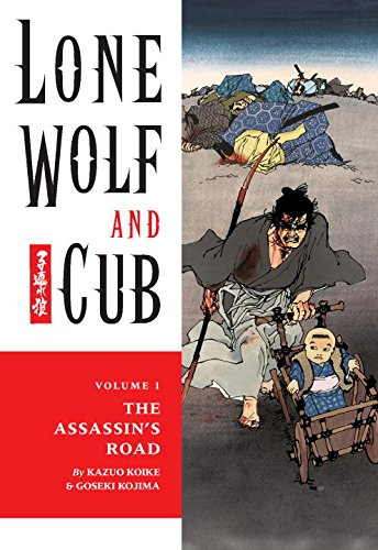 Lone Wolf and Cub Volume 1 cover