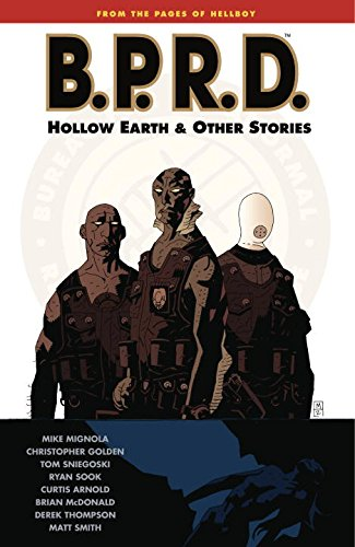 BPRD: Hollow Earth & Other Stories cover