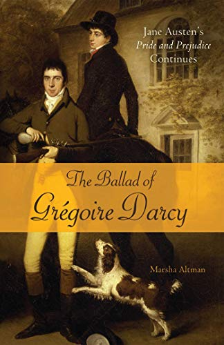 Cover of The Ballad of Gregoire Darcy