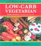 Low-carb vegetarian cookbook