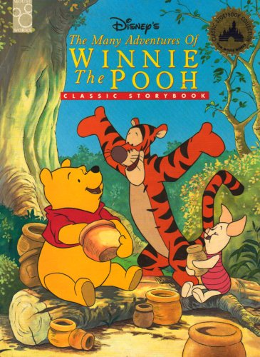 Disney's the Many Adventures of Winnie the Pooh (Mouse Works Classic Storybook Collection), Mouse Works; Simons, Jamie