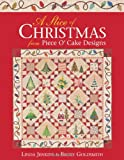 A Slice of Christmas from Piece O'Cake Designs