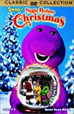 Barney's Night Before Christmas - movie DVD cover picture