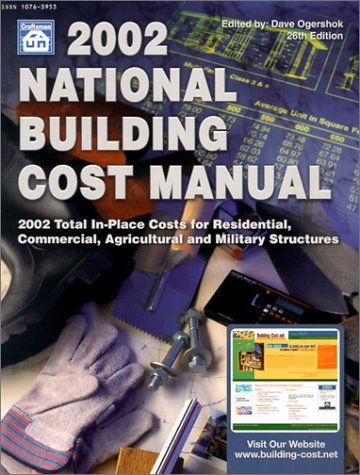 Global online store books engineering civil for Online construction cost estimator