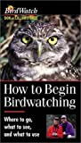 How to Begin Birdwatching VHS