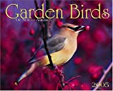 Garden Birds of North America Calendar: 2005