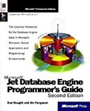 Microsoft Jet database engine programmer's guide: the essential reference for the database engine used in Microsoft Windows 95 applications and programming environments