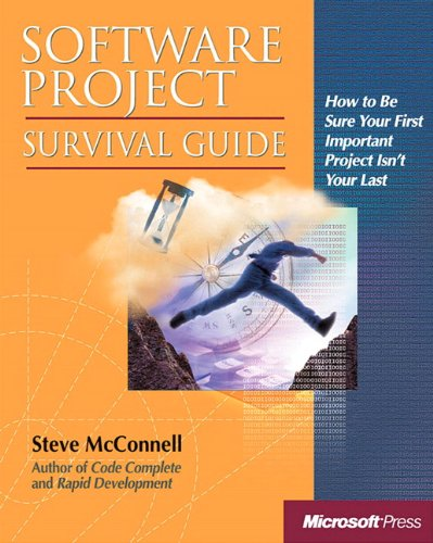 558. Software Project Survival Guide (Developer Best Practices)