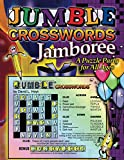 Jumble Crosswords Jamboree: A Puzzle Party for All Ages (Jumbles)