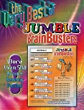 The Very Best of Jumble Brainbusters: More Than 500 Brain-Bending Puzzles (Jumbles)