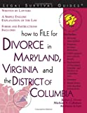 How to File for Divorce in Maryland, Virginia, and DC