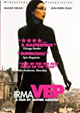 Irma Vep - movie DVD cover picture