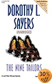 The Nine Tailors [UNABRIDGED] by  Dorothy L. Sayers, Ian Carmichael (Reader) (Audio Cassette)