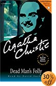 Dead Man's Folly [UNABRIDGED] by  Agatha Christie, David Suchet (Reader) (Audio Cassette)